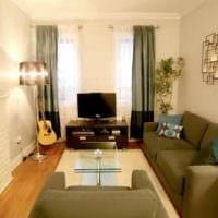 варианты оформления маленькой квартиры