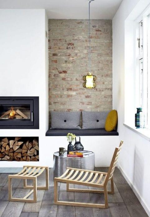 дизайн квартиры с нишей