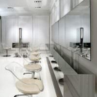 дизайн салонов красоты зеркала