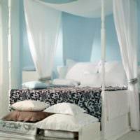 дизайн маленькой спальни для пары