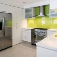интерьер маленькой кухни идеи фото