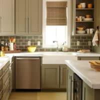 интерьер маленькой кухни планировка