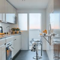 дизайн кухни 6 кв метров фото