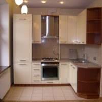 дизайн кухни 6 кв м оформление