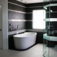 отделка стен плитка для ванной