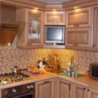 планировка и дизайн кухни 6 кв м