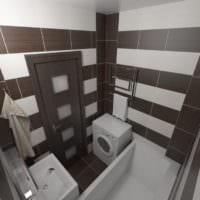 плитка для ванной идеи фото