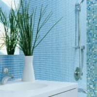 плитка для ванной мозаика фото