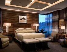 потолки в спальне