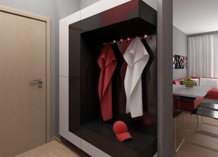 шкаф в прихожей