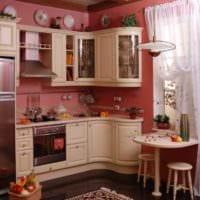 кухня прованские мотивы