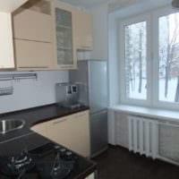 ремонт и дизайн кухни 6 кв м