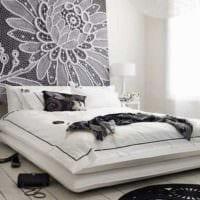 маленькая спальня декор