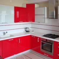 дизайн кухонного гарнитура идеи
