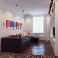 дизайн квартиры 33 м2 планировка идеи