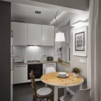 дизайн квартиры 33 м2 проект фото