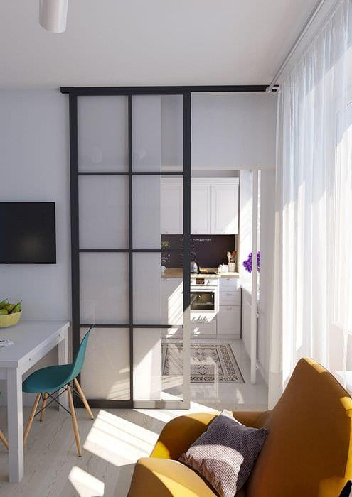дизайн квартиры 36 м