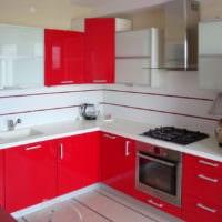 дизайн маленькой кухни фото идеи