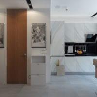 дизайн студии 36 кв м