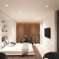дизайн однокомнатной квартиры 30 кв м интерьер