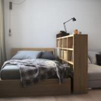 дизайн однокомнатной квартиры площадью 36 кв м фото