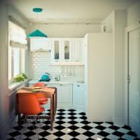 дизайн угловой однокомнатной квартиры 45 кв м