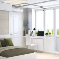 интерьер однокомнатной квартиры дизайн