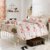 красивый дизайн маленькой спальни