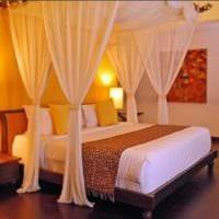уютный дизайн маленькой спальни
