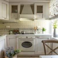 кухня в хрущевке дизайн интерьера