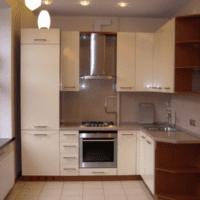 кухня в хрущевке фото идеи