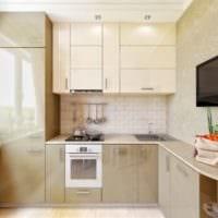кухня в хрущевке фото планировка