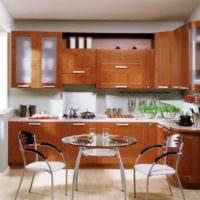 кухня в хрущевке фото проект
