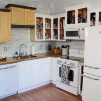 кухня в хрущевке фото проекта