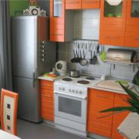 кухня в хрущевке идеи фото