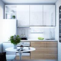 кухня в хрущевке интерьер фото