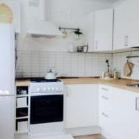 кухня в хрущевке интерьер идеи