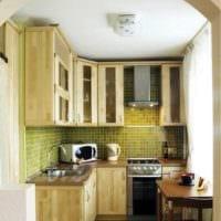 кухня в хрущевке проект идеи
