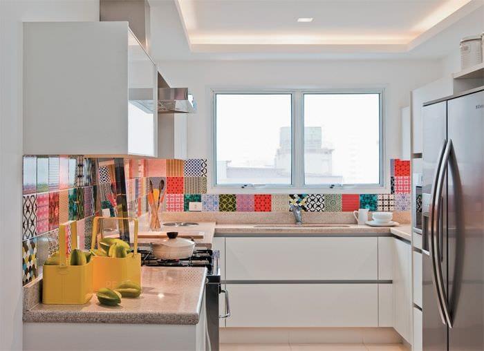 кухня 5 кв м фото