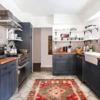 кухня в стиле кантри декор фото идеи
