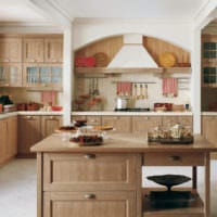 кухня в стиле кантри фото идеи
