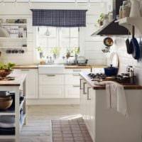 кухня в стиле кантри идеи фото