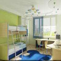 маленькая детская комната дизайн варианты
