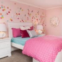 маленькая детская комната фото идеи