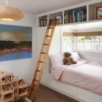маленькая детская комната идеи