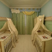 маленькая детская комната идеи дизайн