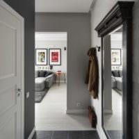 маленький коридор прихожая фото дизайн