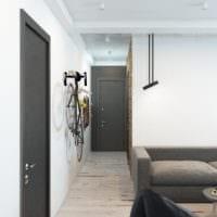 маленький коридор прихожая идеи дизайн