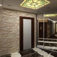 маленький коридор прихожая в хрущевке дизайн