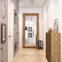 маленький коридор прихожая в хрущевке дизайн идеи